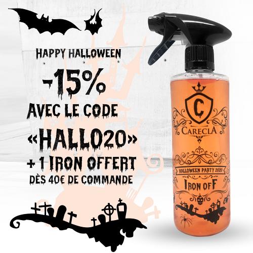 iron halloween